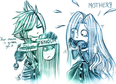 FF7: MOTHER
