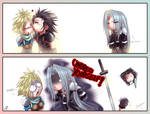 FF7: Cute and.....