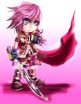 FF13: Chibi Lightning
