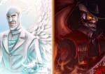 TF2: Angel vs Demon