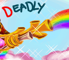TF2: Deadly by DarkLitria