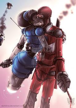 TF2: Robot love
