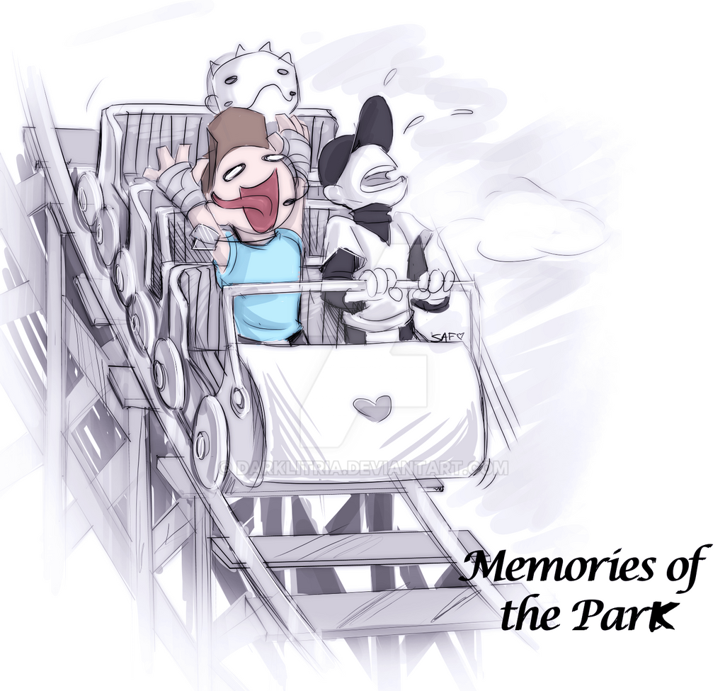 TF2:OFF: Memories of the park by DarkLitria