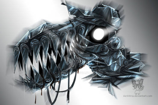 OFF: Inpure bot head