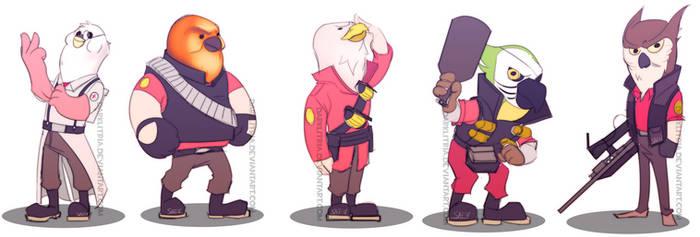 TF2: Bird Brains