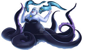 LM: Ursula, flotsam and jetsam