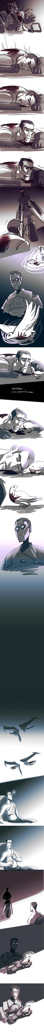 TF2: Dove by DarkLitria