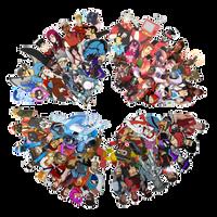 TF2 OCs Collage