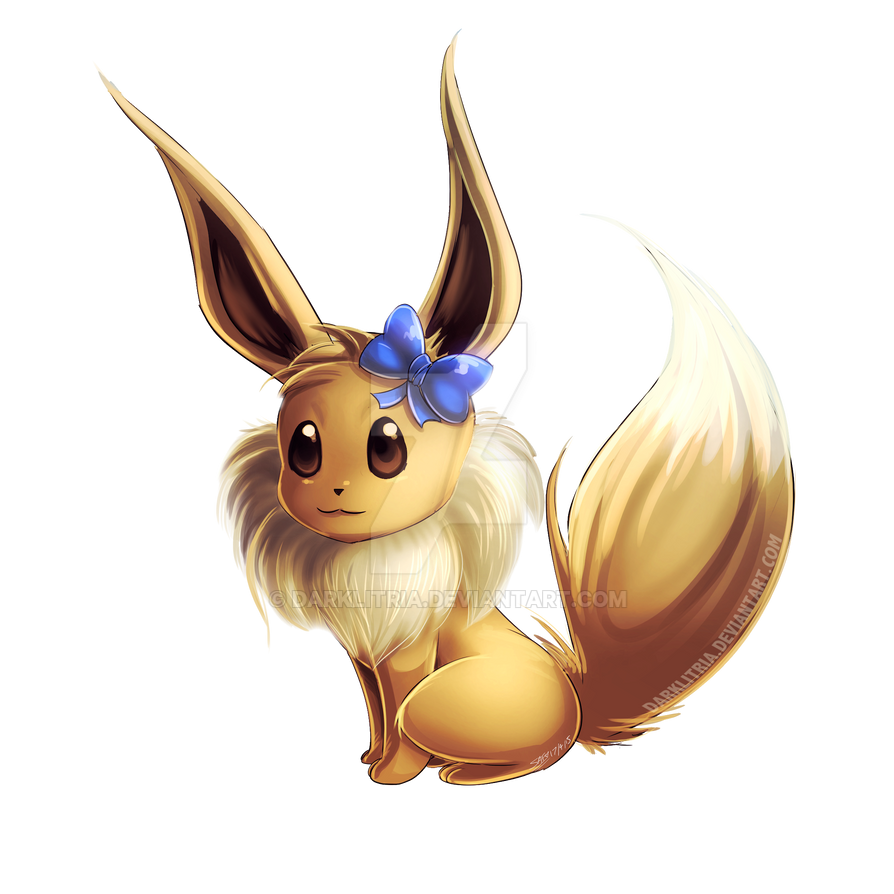Eevee From Pokemon Images