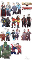AvengersAOU:TF2 crossover