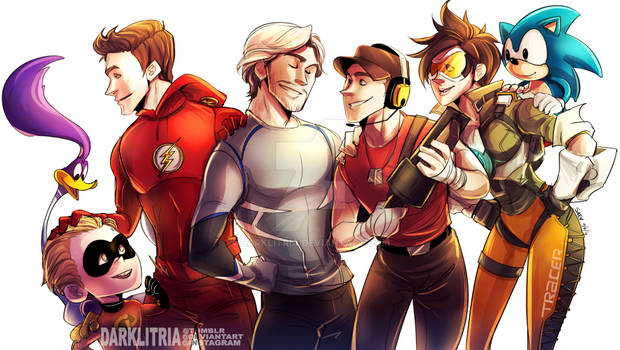 Personal Fav Speedsters