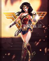 Wonder Woman by DarkLitria