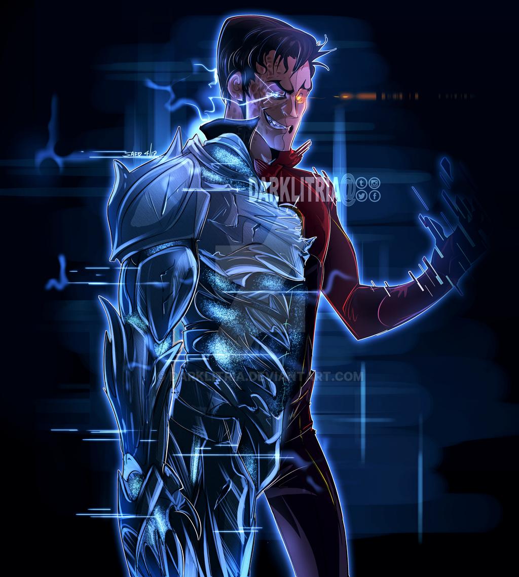 Future Flash by DarkLitria on DeviantArt