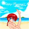 Happy summer by Elychan