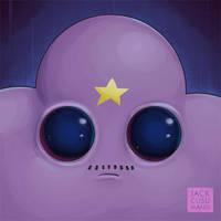 Lumpy Space Prince by jackiecous