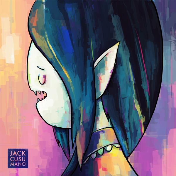 Marceline by jackiecous