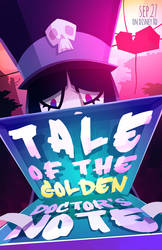 Tale Of The Golden Doctor's Note by jackiecous