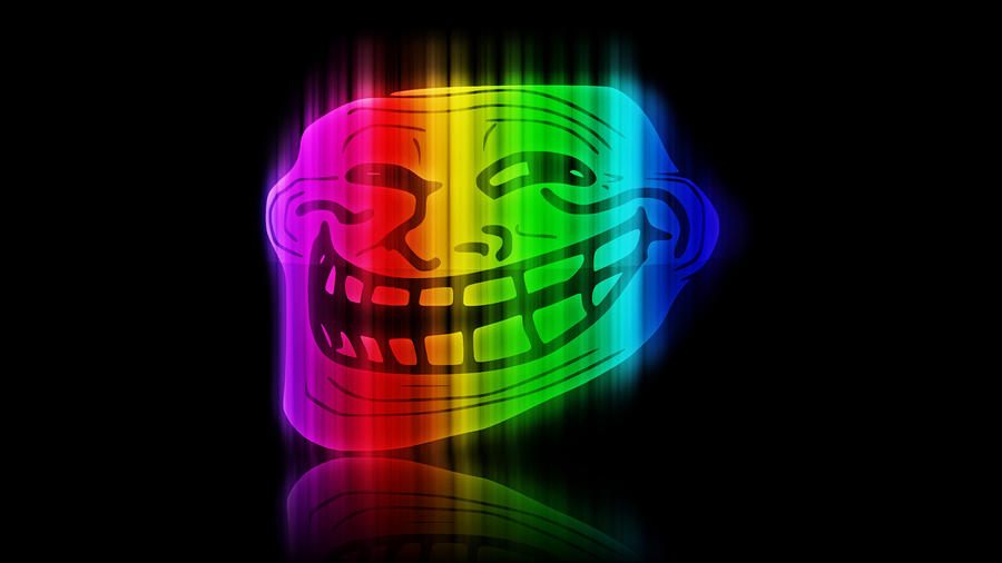 Trollface spectrum wallpaper by thejesuslizard on deviantart trollface spectrum wallpaper by thejesuslizard voltagebd Gallery