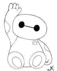Hello from Baymax