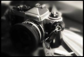 Nikon by Thekapow