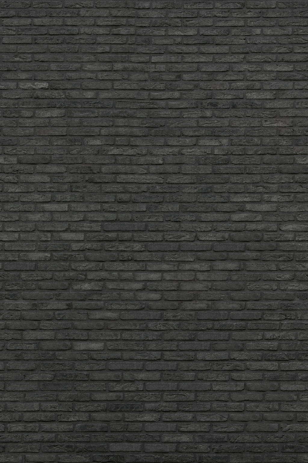 Black brick wall texture by thekapow on deviantart for Flat black wall paint