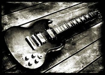 old shool rock'n roll by Thekapow