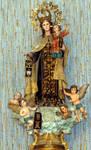 Vierge de l'Eglise de Torreon