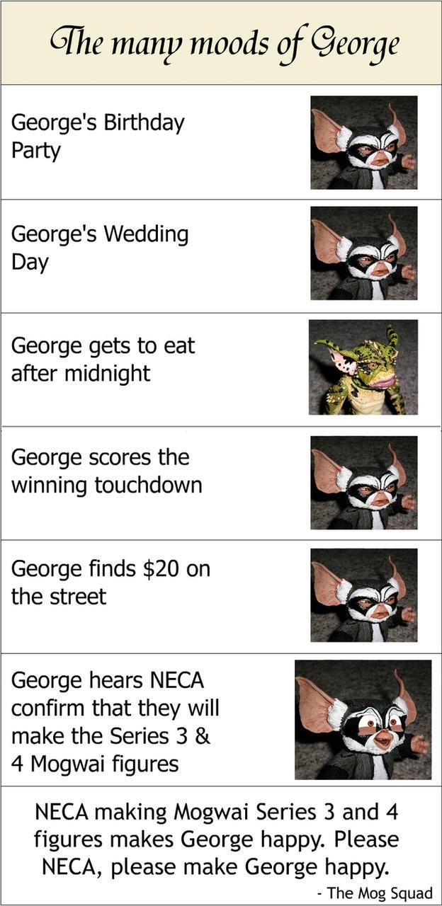 Mog Squad George by theoctagon0