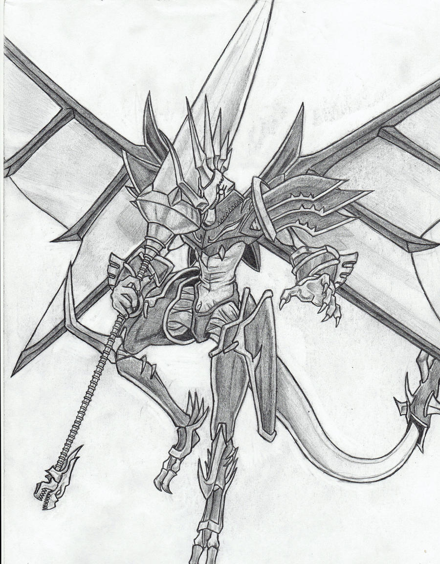 Dragon Knight Draco-Equiste By SDKZERO On DeviantArt
