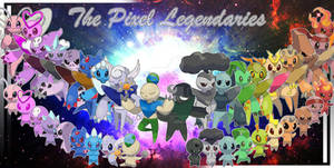 The Pixel Legendaries