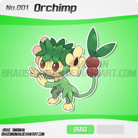 Fornawa 001 - Orchimp