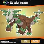 Fornawa 150 - Mega Drakrmour