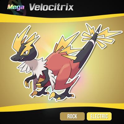 Fornawa 149 - Mega Velocitrix