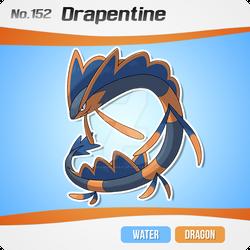Fornawa 152 - Drapentine
