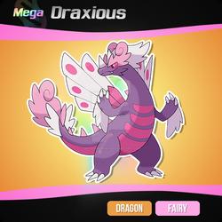 Fornawa 159 - Mega Draxious