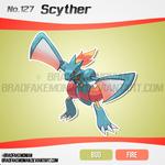 Fornawa 127 - Fornawan Scyther