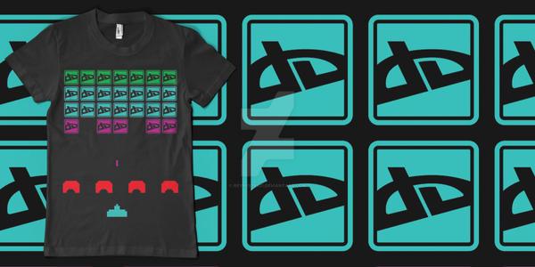 DA Space Invader by reyrey78921