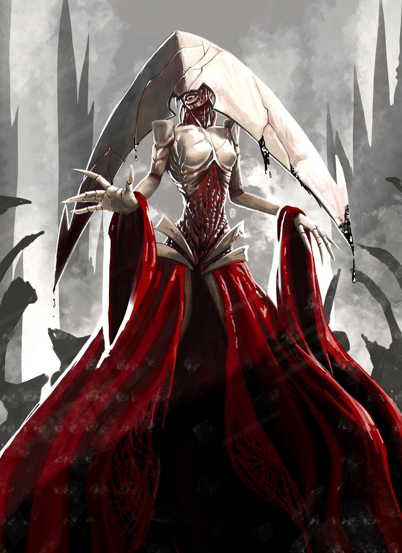 Elesh a Rainha Porcelana