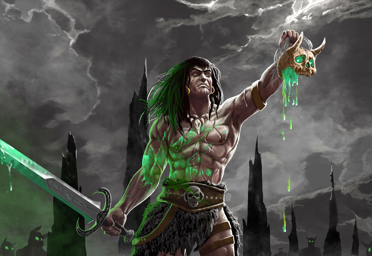 Conan - The Barbarian