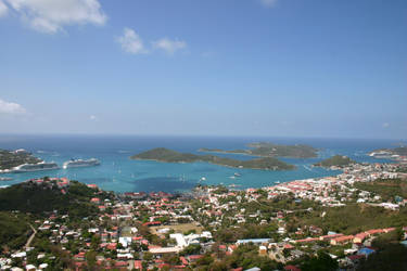 Coast of St. Thomas by mypinballcult
