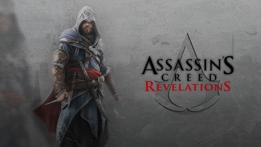 Assassins Creed Revelations Wallpaper By Kr3uzl3r On Deviantart