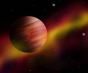 Jupiter by dukie523
