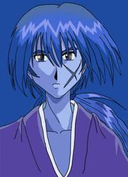 Kenshin by dukie523
