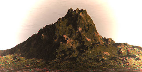 The Lonely Mountain by dukie523