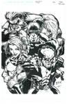 Astonishing X-Men Inks