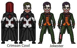 Earth 3 Joker