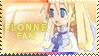 Flonne Stamp