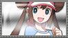 Pokemon B2W2 - Mei stamp by Mayu-Hikaru