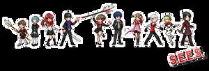 Persona 3 - Sprites