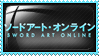 Sword Art Online stamp